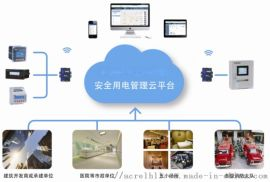 安科瑞自主研發安全用電管理雲平臺 智慧安全用電雲平臺