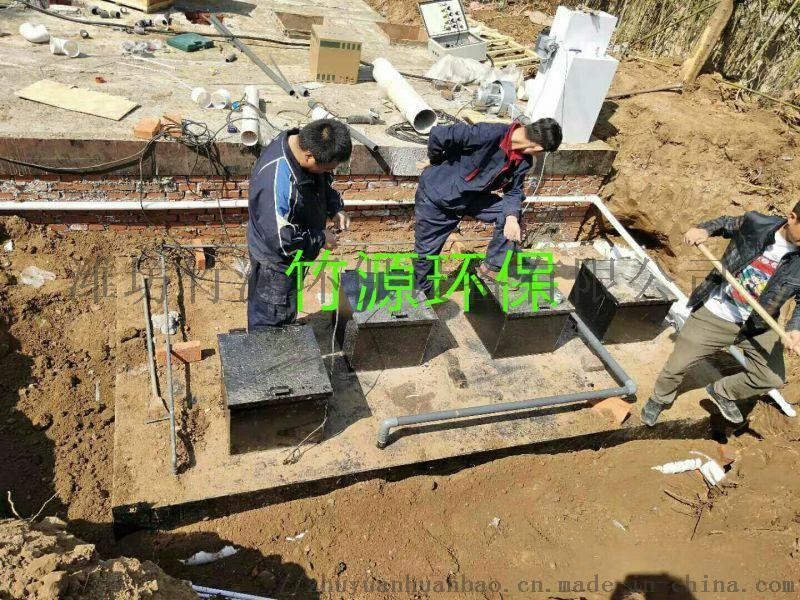 醫院廢水一體化污水處理設備尺寸