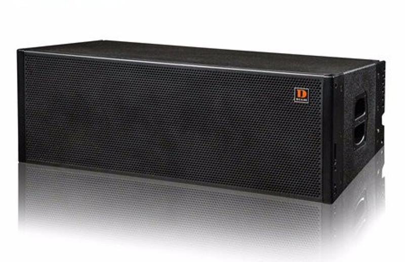 DIASE--DS312,双12寸线阵音箱,双12寸线性音箱,专业户外线阵音箱