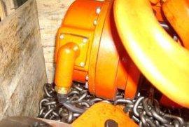 高层建筑爬架/油罐提升用环链电动葫芦用电机(YHPE500-4)