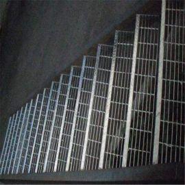 热镀锌网格钢格板厂家定制榆社电厂楼梯踏步钢格栅板