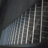 熱鍍鋅網格鋼格板廠家定製榆社電廠樓梯踏步鋼格柵板
