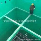 供應商提供 脫硫塔防腐耐酸鹼玻璃鱗片膠泥 灌注華創防腐膠泥