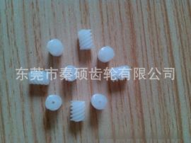 供应微电机塑胶蜗杆 6*6*0.65塑胶蜗杆