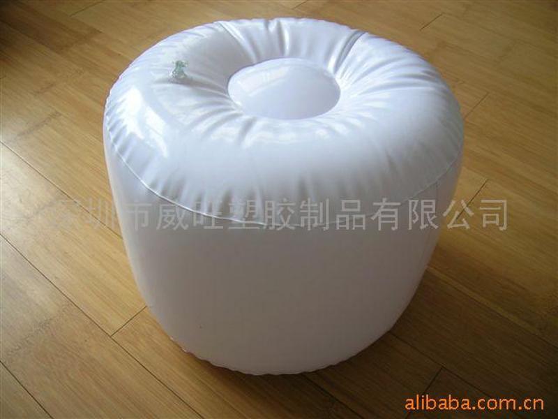 深圳厂家生产PVC充气坐垫