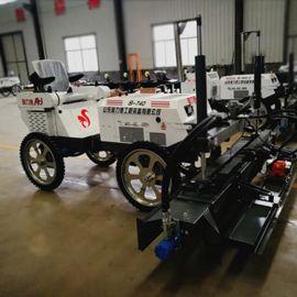 地坪激光整平机 小型水泥摊铺机两轮