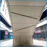 2.5mm冲孔铝单板 自动扶梯铝单板包柱铝单板 造型异型铝单板