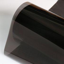 销售4S店专用汽车防爆膜中黑色太阳膜好烤