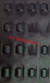 供应0.18mm音膜专用**黑卡纸纸膜片