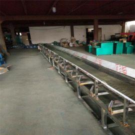 供应物流皮带输送机 皮带输送机厂家 转弯皮带输送机