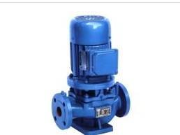 ISG不锈钢管道离心泵(热水泵)