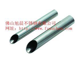 内抛光不锈钢圆管 304卫生级食品级不锈钢管