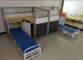 东莞折叠午休床生产厂家-办公室单人午休床