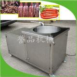 商用双管液压灌肠机 卧式立式腊肠灌肠设备