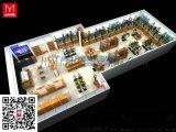 服装店道具、服装店装修,服装店陈列架,服装大卖场