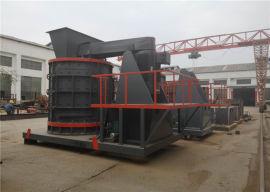 河南友邦石英石制砂设备 立式板锤制砂机厂家