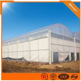 薄膜连栋温室 农业大棚定制 温室厂家