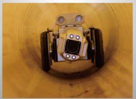 管网普查高清管道机器人 管道塌陷CCTV视频检测仪