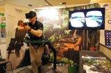 VR游戏跑步机智能游戏跑步机VR虚拟游戏跑步机