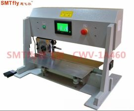 深圳厂家特价直供切板机 自动滑轨走刀式分板机,CWV-1A  pcb铝基板自动走动分板机