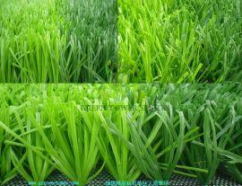 人造草坪 仿真草坪PE假草坪装饰块状人工草皮足球场地毯场地设施