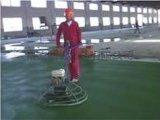 安徽亳州幹撒式金剛砂草綠色耐磨劑