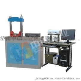 泡沫陶瓷抗壓強度檢測儀、泡沫陶瓷壓力強度試驗機技術方案