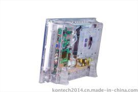 Kontech 透明監獄液晶電視機