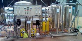 供应建宗3吨双级反渗透净水设备