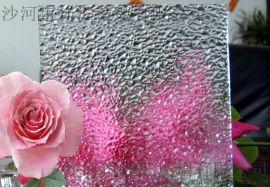 厂家直销 5mm优质透明七巧板压花压延玻璃 量大从优