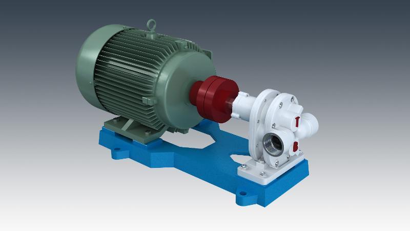 (泊泵)ZYB型全碳鋼渣油泵