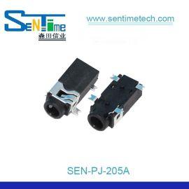 耳机插座 耳机接口 音频插座 2.5贴片耳机插座PJ-235贴片