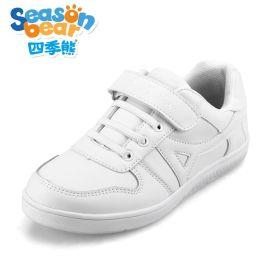 四季熊2016春季新款休闲儿童运动鞋****跑步鞋中小学生校园鞋