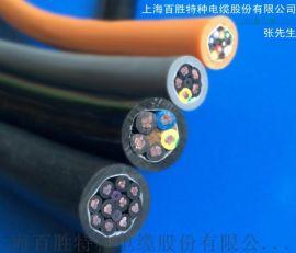 【BAISON】耐弯曲电缆上海TRVV拖链电缆专业生产厂家价格优惠