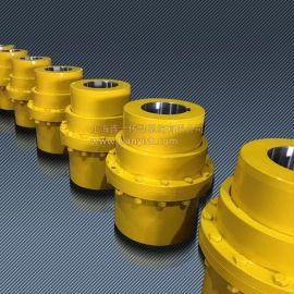 上海连一厂家GIICL型鼓形齿式联轴器 齿式联轴器