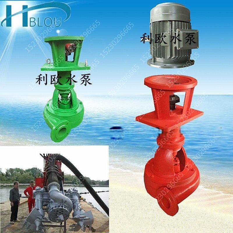 利欧立式浮筒抽沙泵吸砂泵50NSL-25大流量污水泥浆泵船用泥沙泵排沙泵高铬渣浆泵砂砾泵