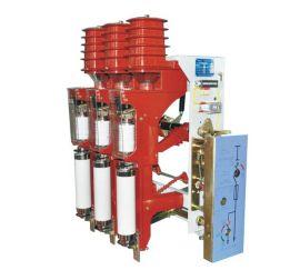 户内交流高压真空负荷开关/熔断器组合电器FZN25-12D/T/FZRN25-12D/T
