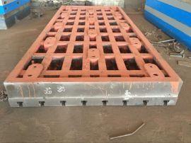 泊铸GB7947铸铁平板的制作过程及熔炼原理