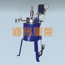 亚荣 CJF-1L 带搅拌 不锈钢 高压反应釜