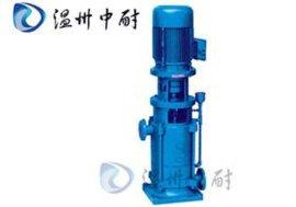 DL型立式多级清水离心泵