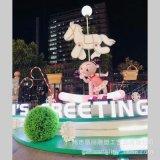 户外景观卡通雕塑影视剧玻璃钢卡通人物定制 商场商业美陈装饰