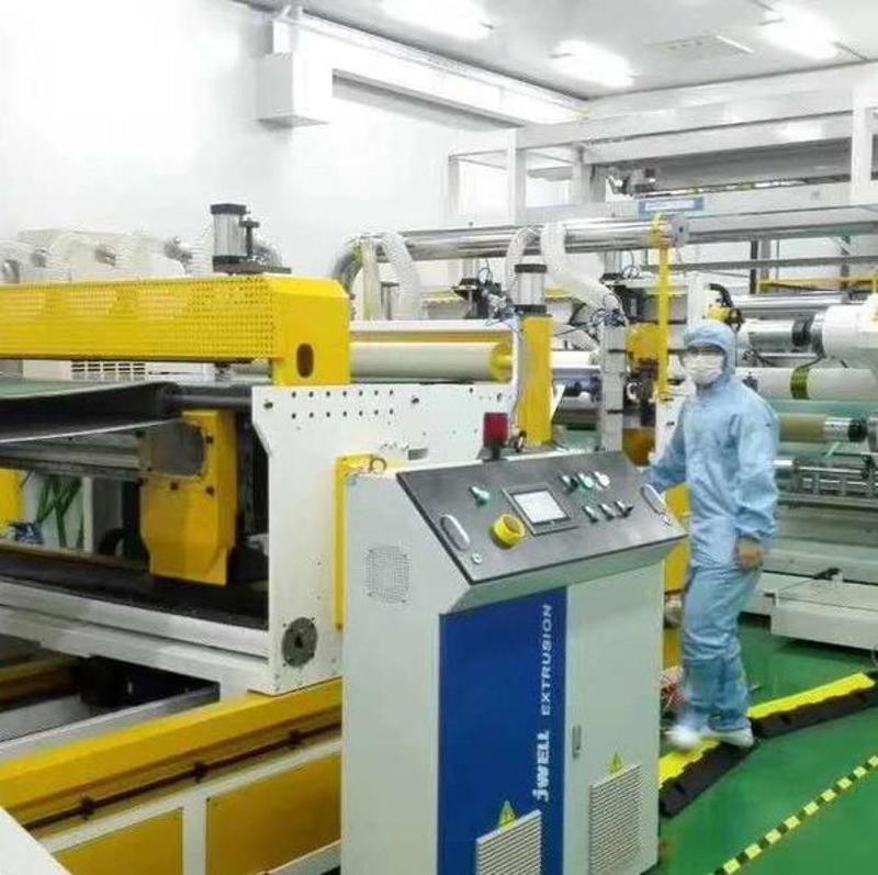 PMMA高透明板材生产线