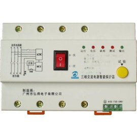 三相交流電源智慧保護器(32A-63A)