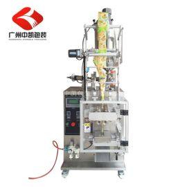 【厂家底价促销】夏季热款 长条水果果冻包装机 自动液体分装机