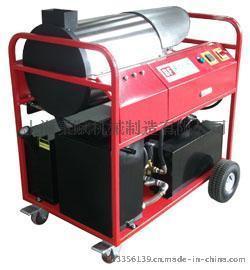 秉赋GML25/18移动式高压热水清洗机