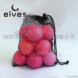 现货批发高尔夫网袋 包装袋 礼品包装袋 六角涤纶网袋
