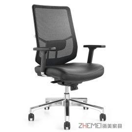 浙美办公家具现代办公椅、转椅、职员电脑椅