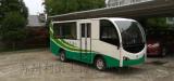苏州14座电动观光车,景区环座电动通勤车
