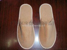 新款一次性拖鞋 珊瑚绒拖鞋