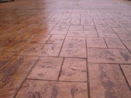 各地压花地坪材料价格哪里压印地坪质量好